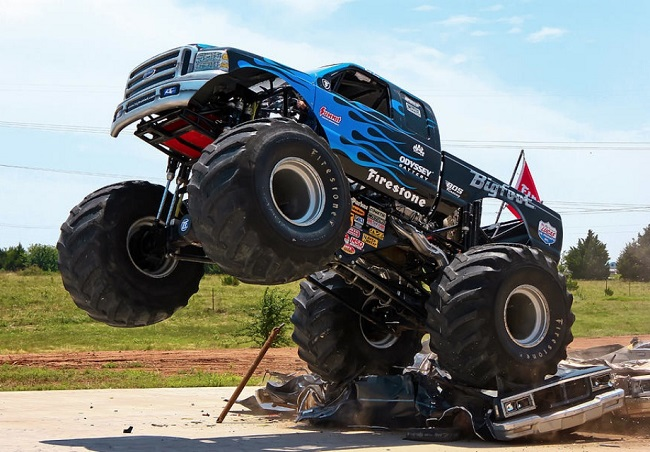 Top Amazing Monster Truck Show Events In USA - Monster car show